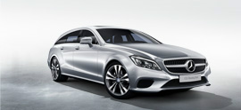 Foto Mercedes-Benz Classe CLS