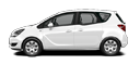 Foto Opel Meriva