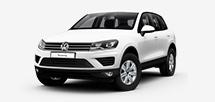 Foto Volkswagen Touareg