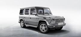 Foto Mercedes-Benz Classe G