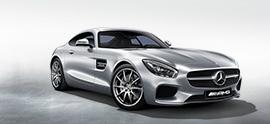 Foto Mercedes-Benz AMG GT