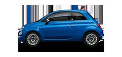 Foto Fiat 500 Mirror