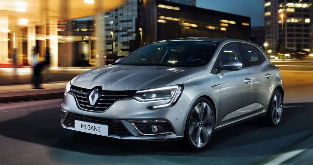 Foto Renault Megane Berlina