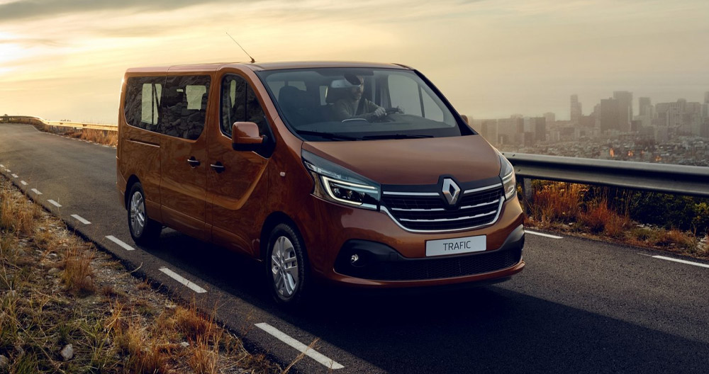 Foto Renault Trafic Passenger