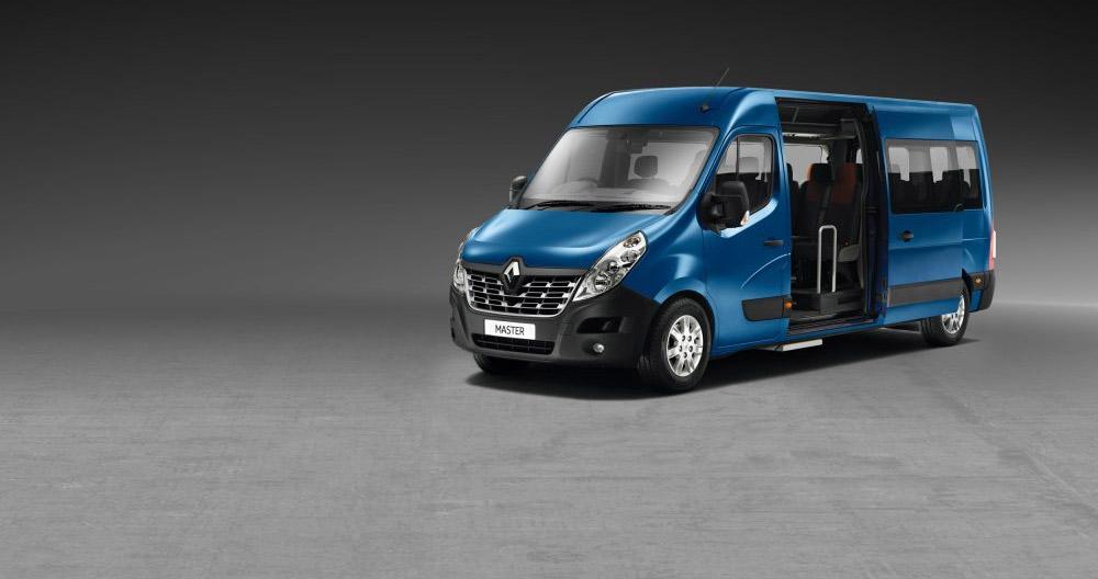 Foto Renault Master Passenger