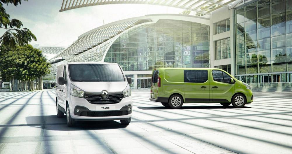 Foto Renault Trafic