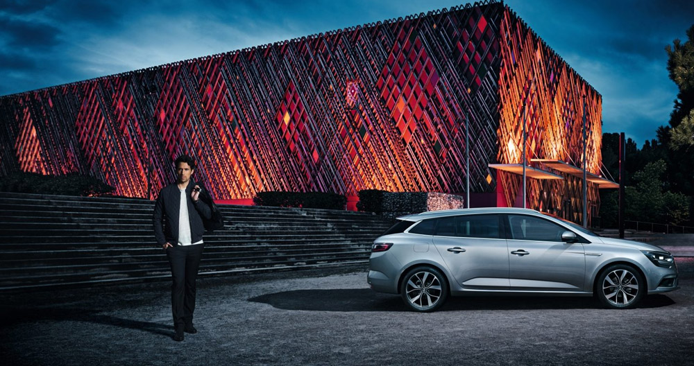 Foto Renault Megane Sporter
