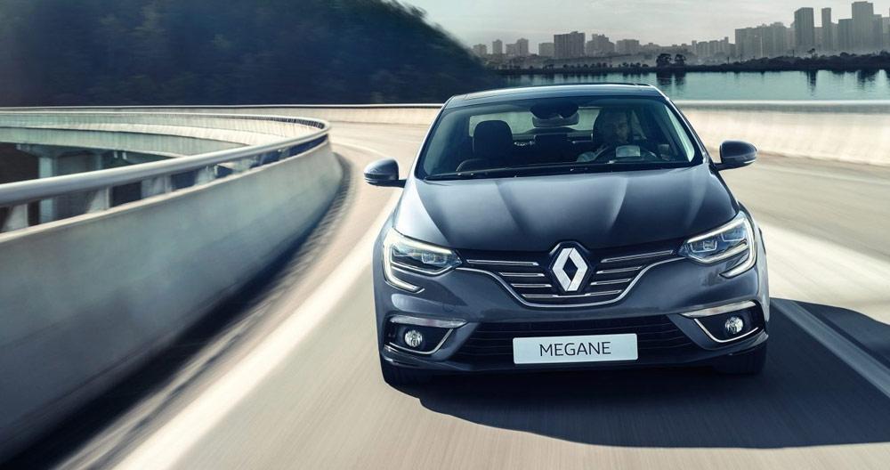 Foto Renault Megane Grand Coupé