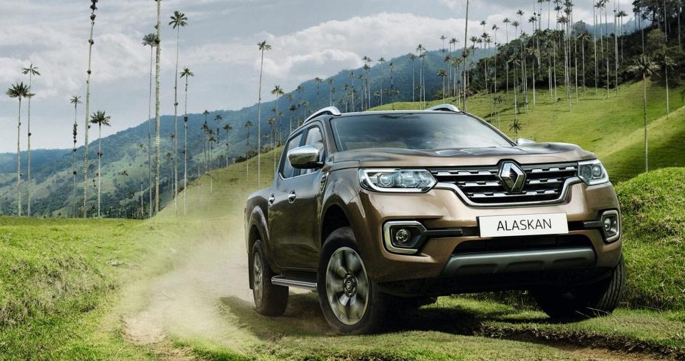 Foto Renault Alaskan