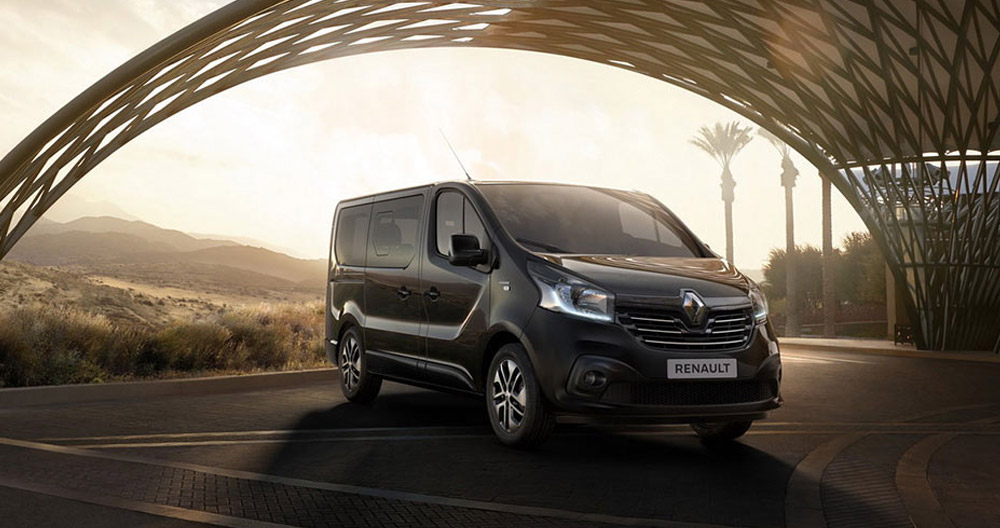 Foto Renault Trafic SpaceClass