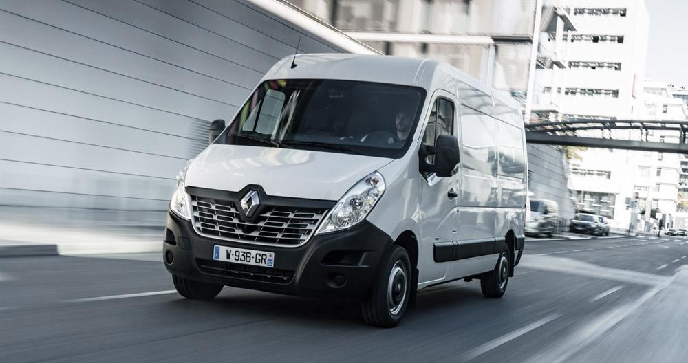Foto Renault Master Z.E.