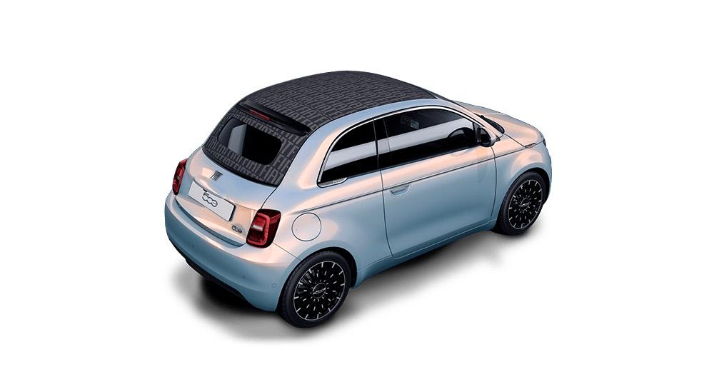 Nuova 500 Cabrio