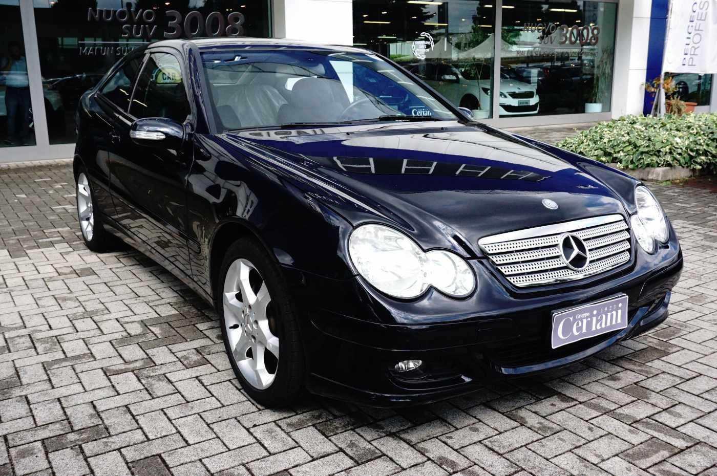 Mercedes-Benz Classe C Sportcoupé
